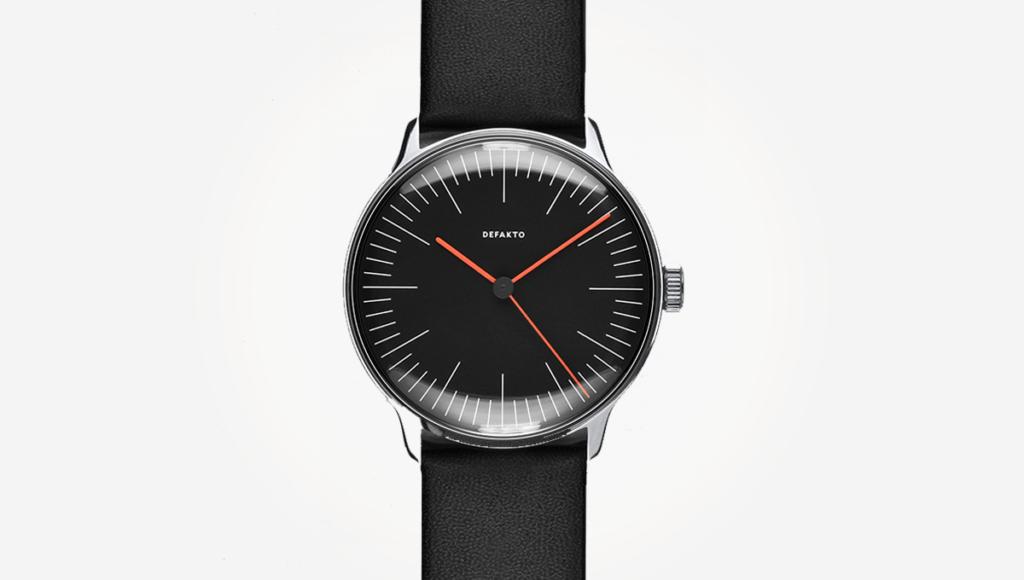 Best Minimalist Black Watches Max Minimalist