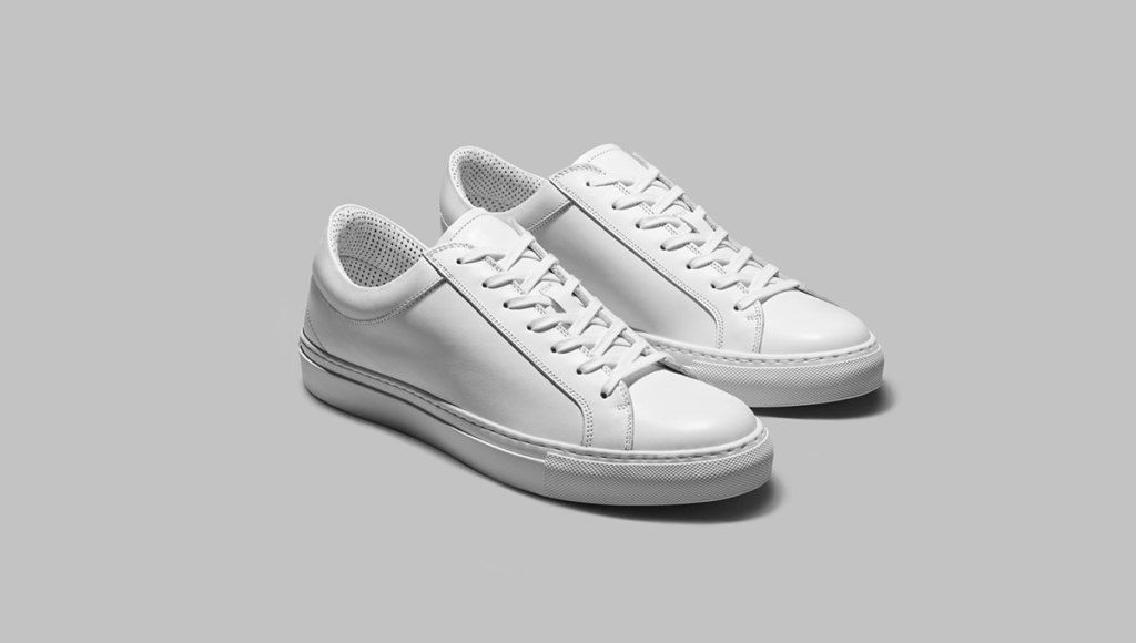 Best White Minimalist Leather 9 Max Sneakers yI6Y7fmgbv