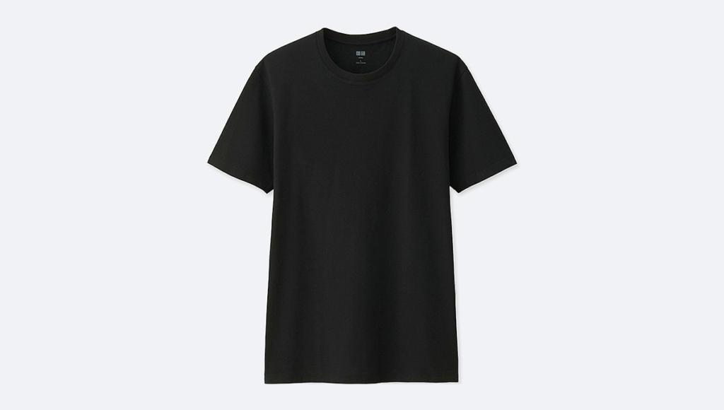 Budget Pick – Uniqlo Supima Cotton Crew Neck Short Sleeve T-Shirt 0dbe6300a48
